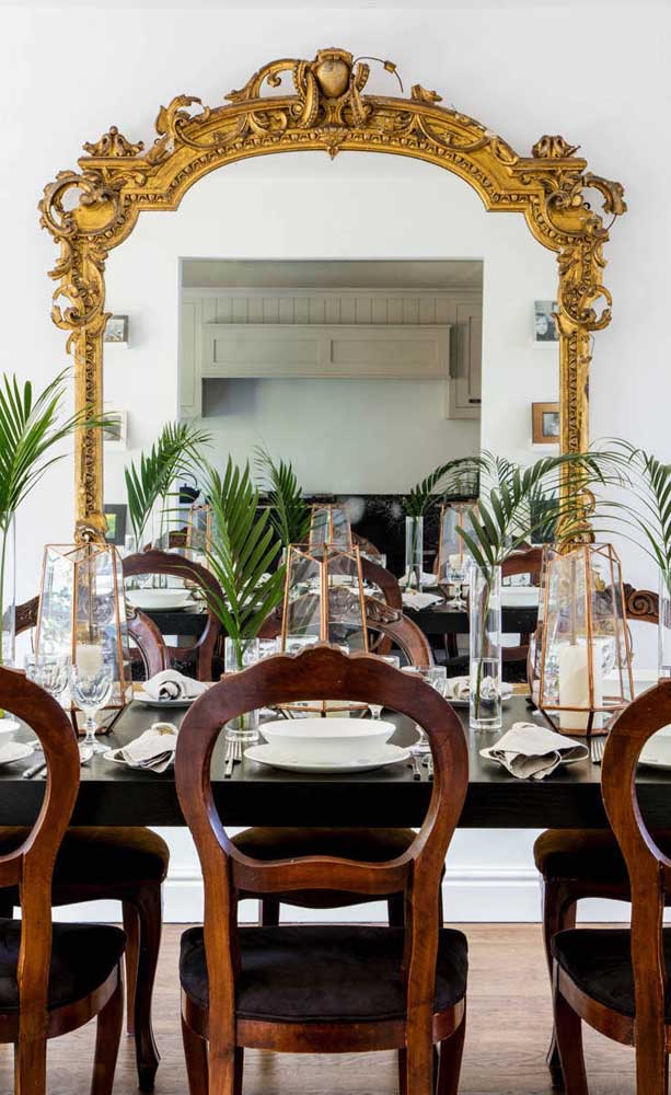 How to Choose The Best Dining Room Mirror + Image Inspirations