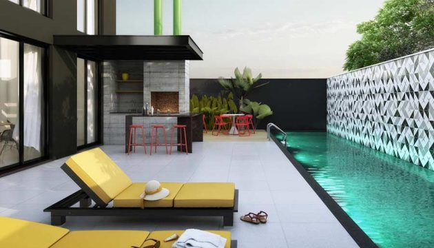 Recreation Areas with Pool Projects to Get Inspired
