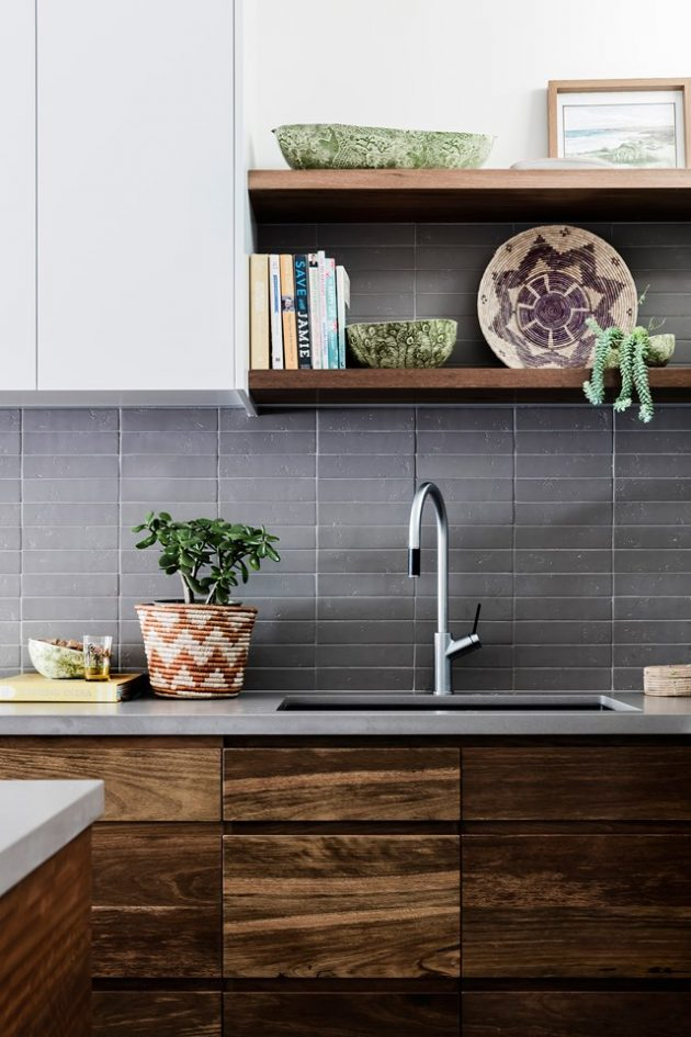 8 Tantalizing Timber Kitchens That are Timeless