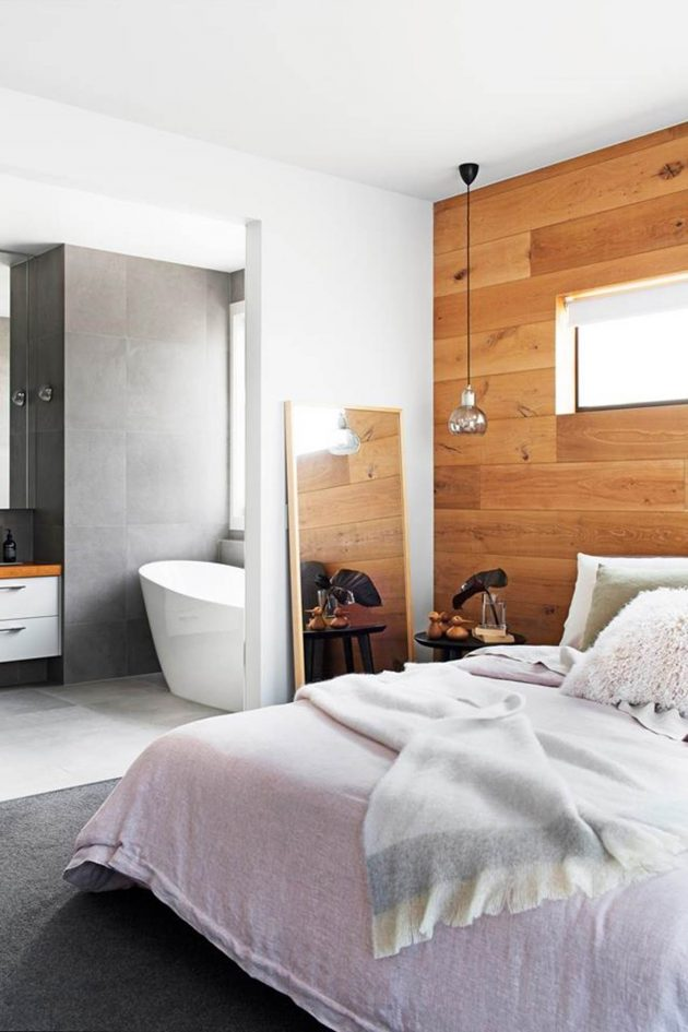 9 Amazing Timber Feature Walls to Inspire