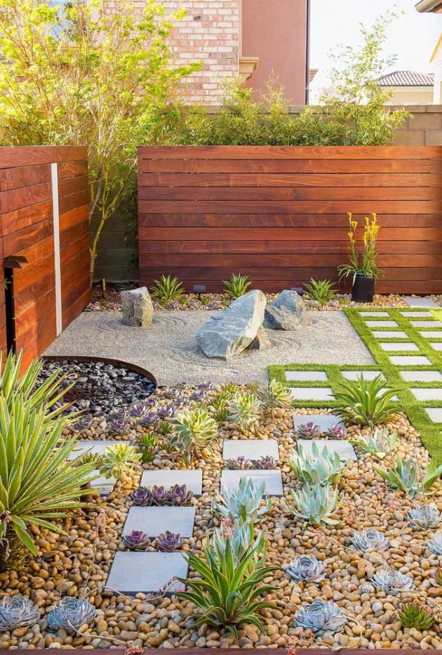 10 Creative and Calm Zen Gardens for Your Backyard