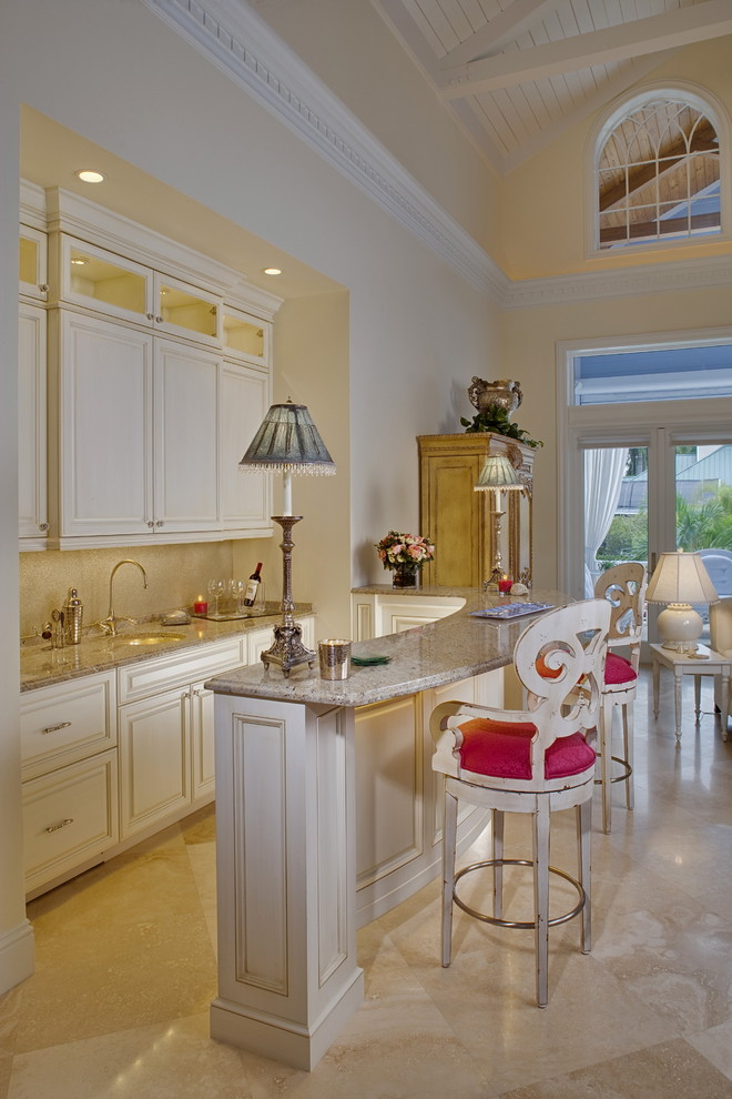 14 Fantastic Tropical Home Bar Designs You Cant Resist