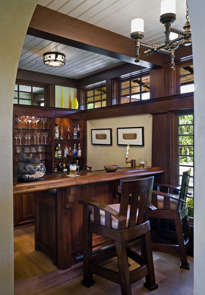 8 Staycation Worthy Tiny Homes For Sale: 14 Fantastic Tropical Home Bar Designs You Can't Resist