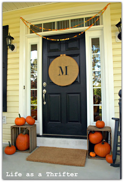 14 Sweet DIY Fall Porch Decor Ideas That Will Warm Your Soul