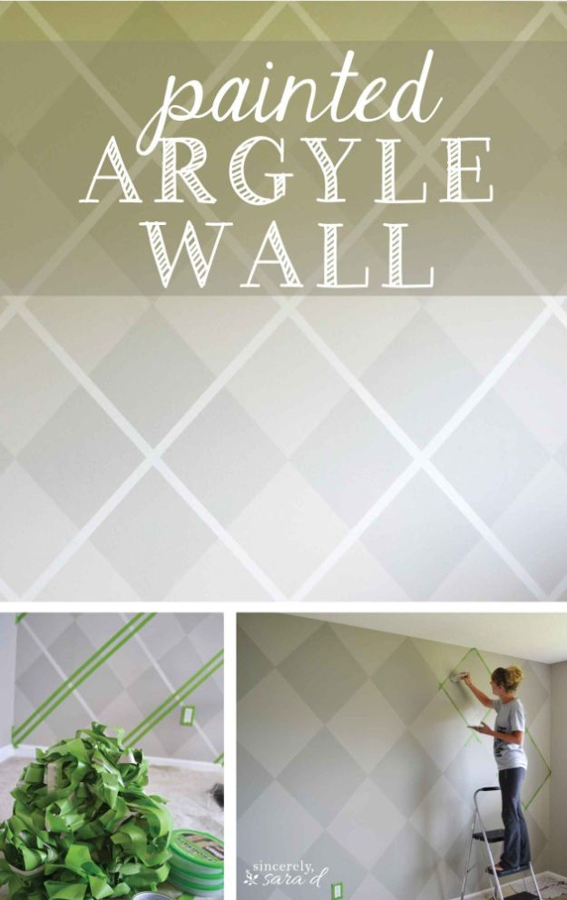 15 Amazing DIY Wall Finish Ideas For An Elegant Faux Look