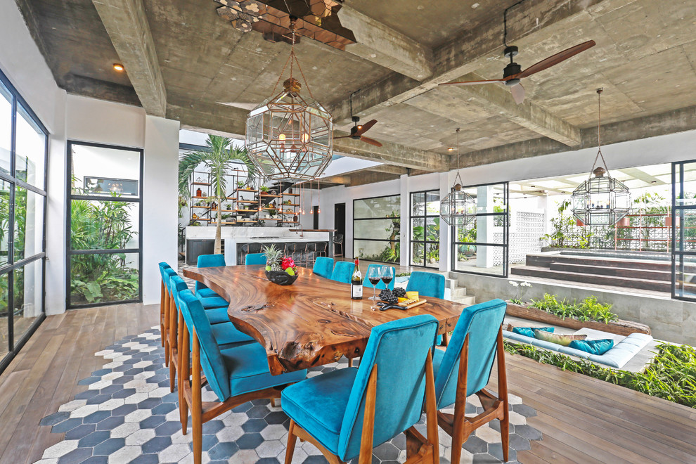 15 Amazing Tropical Dining Room Designs Youre Gonna Like