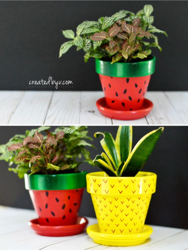 15 Awesome Diy Ideas For Your Clay Pots