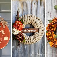 15 Charming Handmade Fall Wreath Designs To Greet The Season