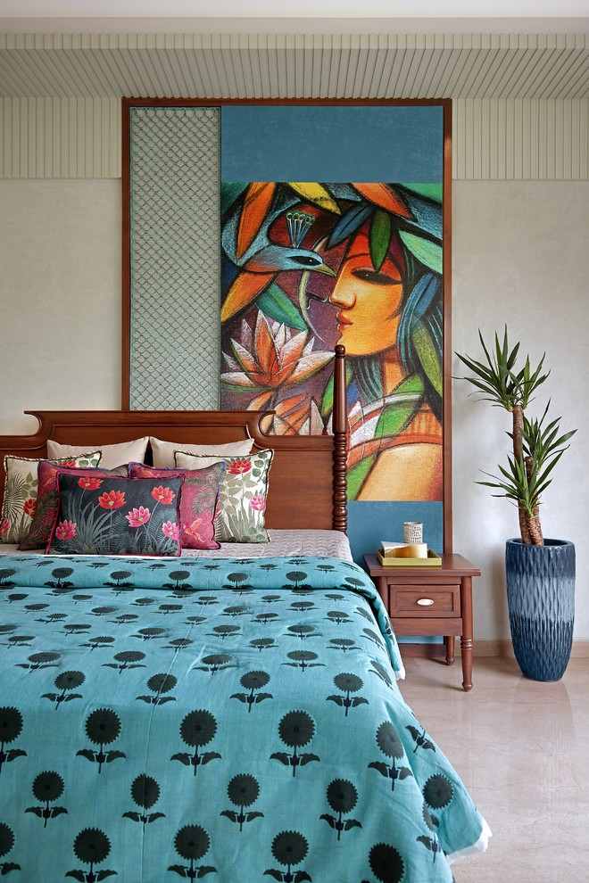 14 Dreamy Tropical Bedroom Interiors You'll Fall In Love With