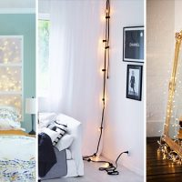 15 Fabulously Chic DIY String Light Crafts For Your Room