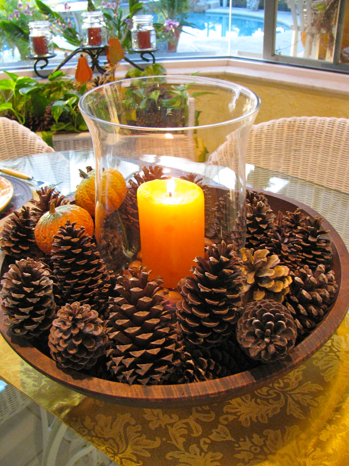 15 Impressive Pine Cone Crafts For The Upcoming Fall Season