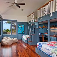 15 Joyful Tropical Kids' Room Designs For The Little Ones