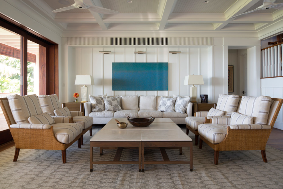 15 Stunning Tropical Living Room Designs You Won't Be Able To Resist