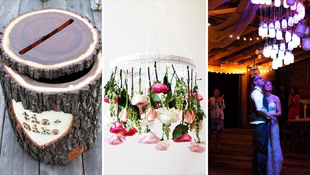 15 Whimsical DIY Wedding Decor Ideas For A Rustic Wedding Party