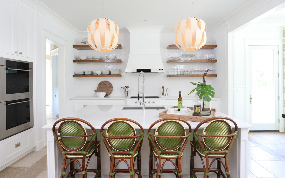 16 Cool Tropical Kitchen Designs For Your Summer Villa