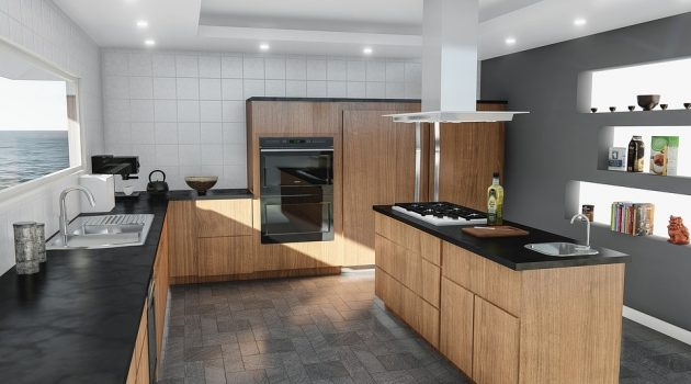 Contemporary Kitchen Lighting – Dispatch Light Exactly Where You Need It Most