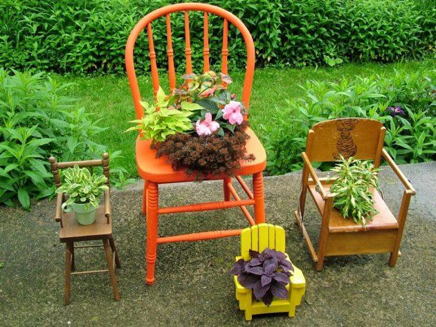16 Tremendous DIY Garden Decorations That You Havent Seen Before