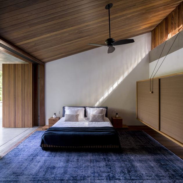 All House by Gui Mattos on Itamambuca Beach in Brazil