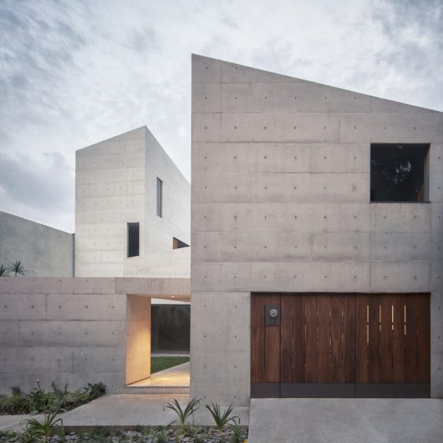 CAP House by MMX Studio in Mexico City