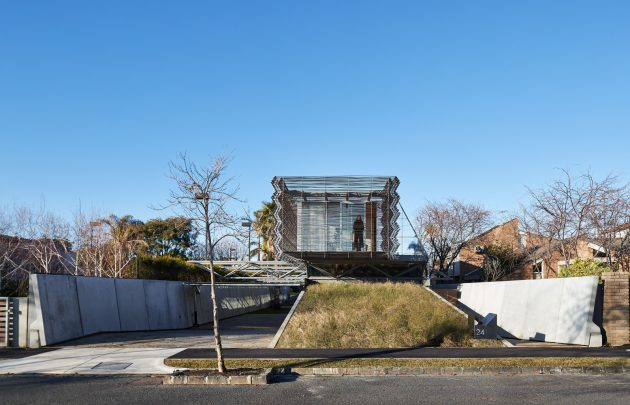 Compound House by March Studio in Brighton, Melbourne