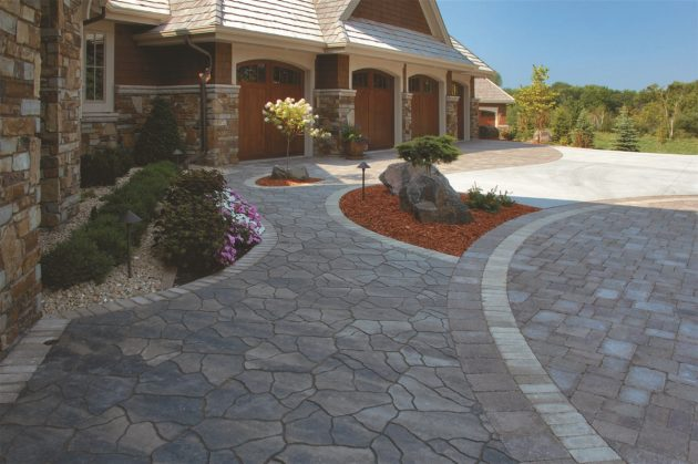 5 Elegant and Awe Inspiring Driveway Paving Ideas