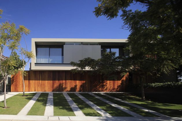 HNN House by Hernandez Silva Architects in Zapopan, Mexico
