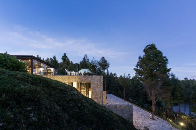 High Plain House by Andres Argudo in Ecuador