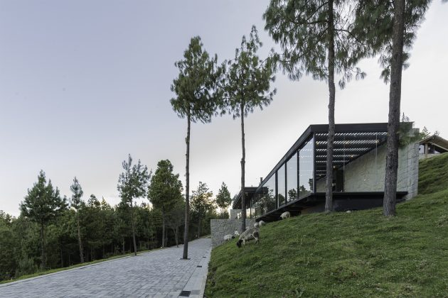 High Plain House by Andres Argudo in Ecuador