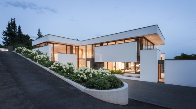 House FMB by Fuchs Wacker Architekten in Esslingen, Germany