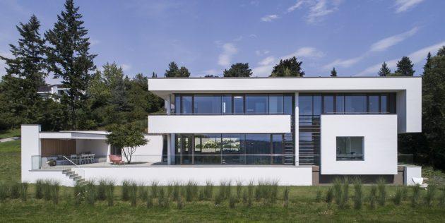 House FMB by Fuchs Wacker Architekten in Esslingen, Germany