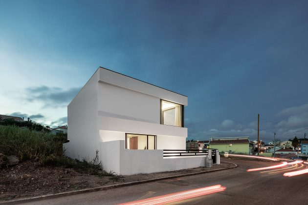 House MM by Sergio Miguel Godinho Architect in Odivelas, Portugal