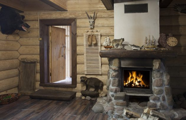 Why Wood Looks Good In a Hunter's Home