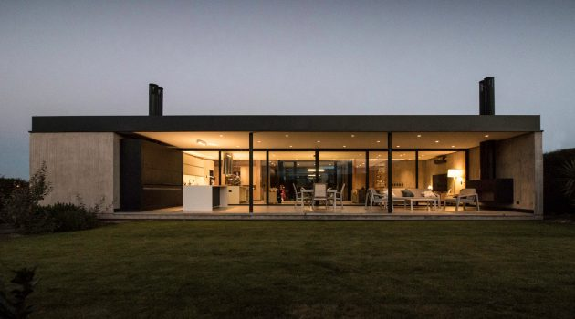 LL House by A4estudio in Mendoza, Argentina