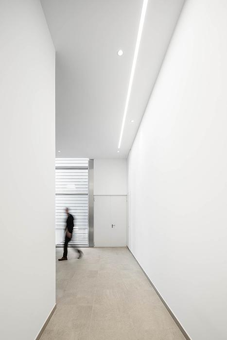 PRFs Headquarters by Impare Arquitectura in Leiria, Portugal