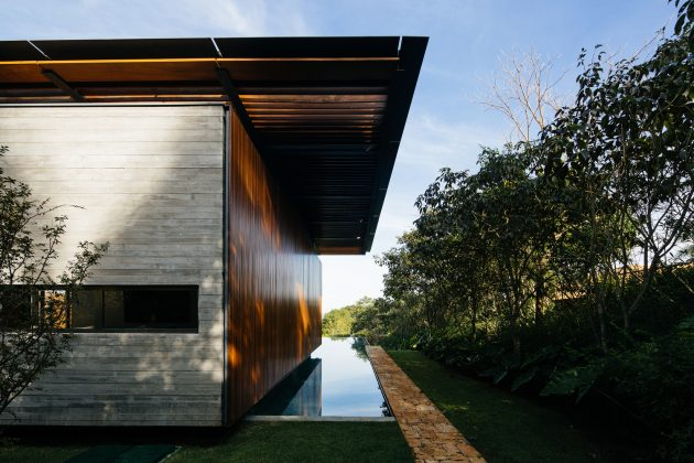 W270 House by Sao Paulo Arquitetos + Fabio Jorge Arquitetura in Brazil