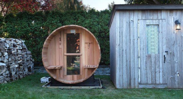 The Art of Building a Sauna