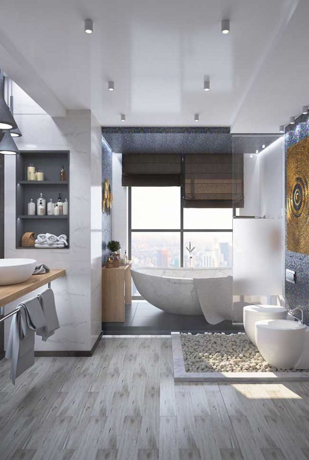 The Essential Tips for Setting Up a Home Style Spa Bathroom