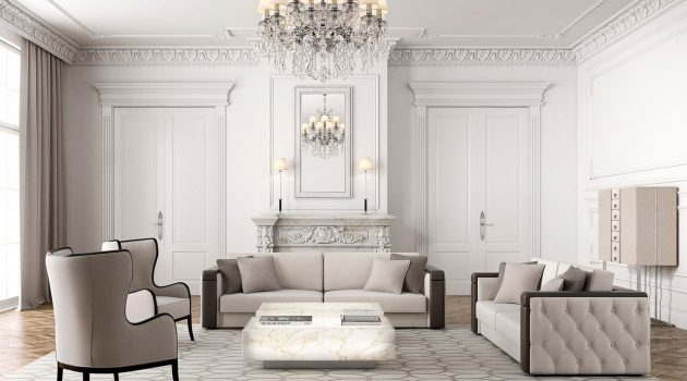 Three Interior Design Trends That Scream Luxury
