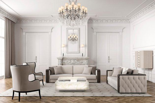. Three Interior Design Trends That Scream Luxury