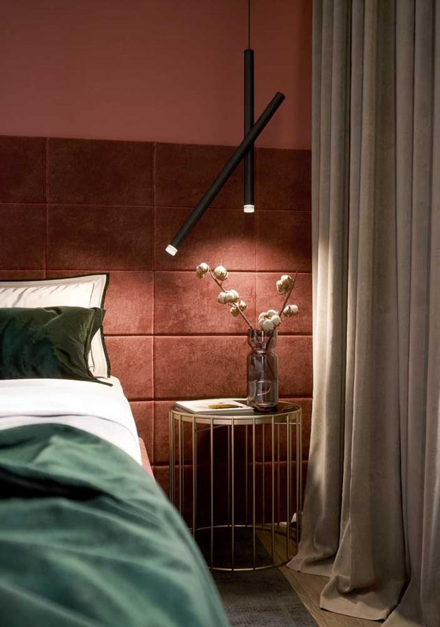 Why You Should Paint Your Bedroom in Red + Red Room Inspirations