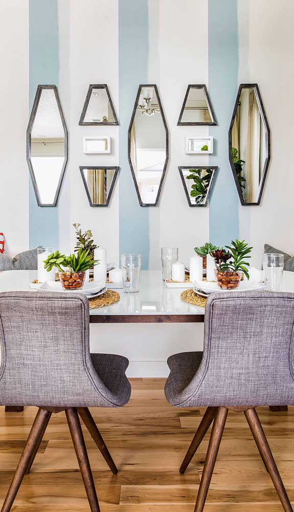 How to Execute the Stripped Wall in Your Home + Inspirational Ideas