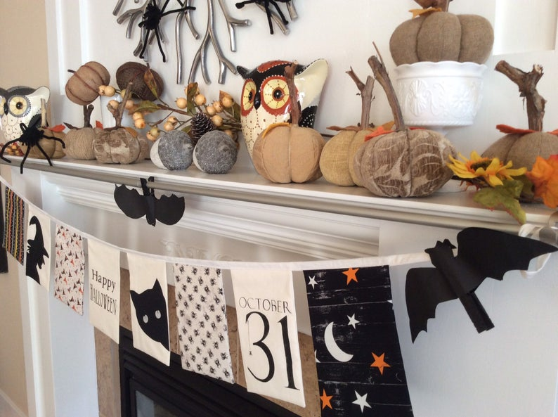 15 Awesome Handmade Halloween Banner Designs For A Spooky Party Backdrop