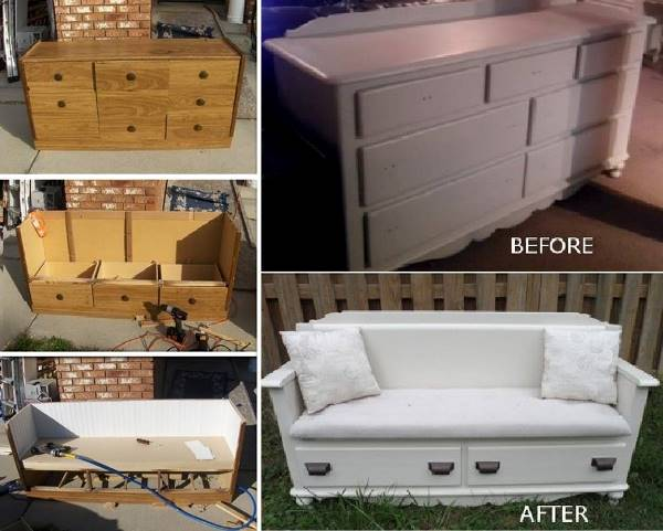 15 Cool DIY Ideas That Will Turn Your Garbage Into Useful Stuff