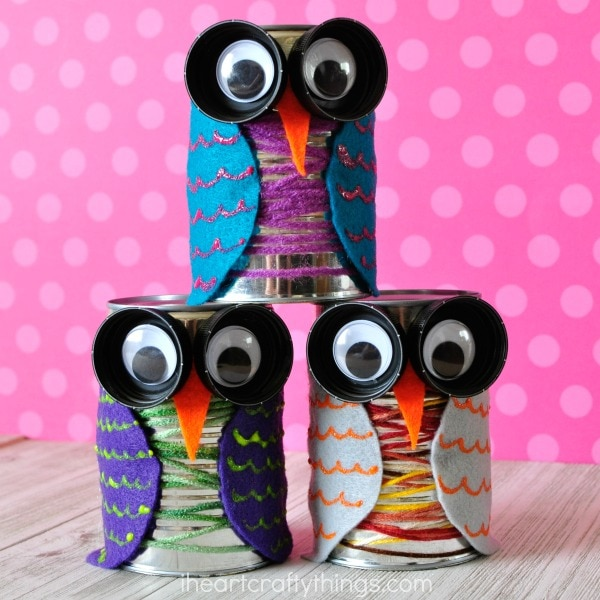 15 Cute Fall Crafts You Can Make Together With Your Kids