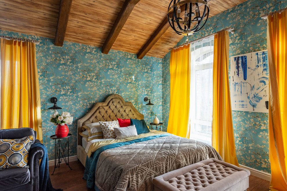 15 Magical Eclectic Bedroom Interiors You'll Never Forget