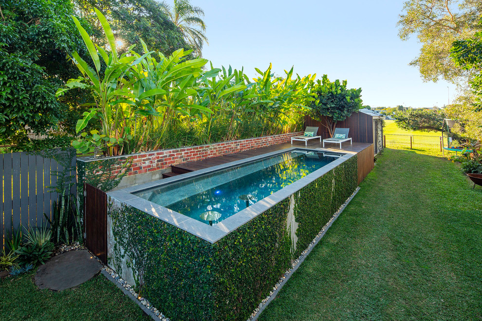 15 Majestic Tropical Swimming Pool Designs That Will Leave You Breathless