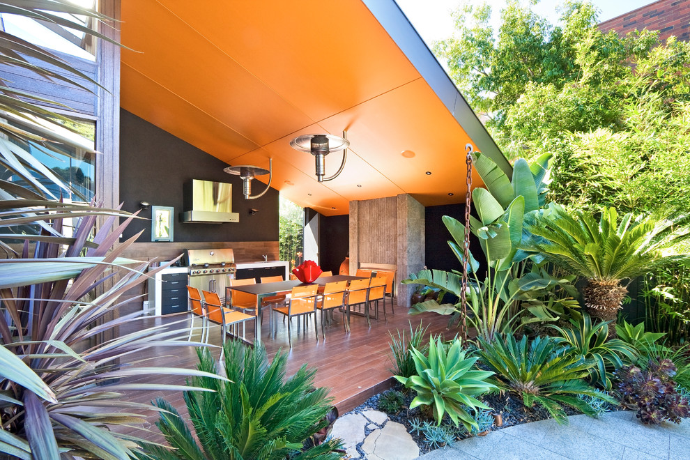 15 Phenomenal Tropical Deck Designs You Just Cant Resist