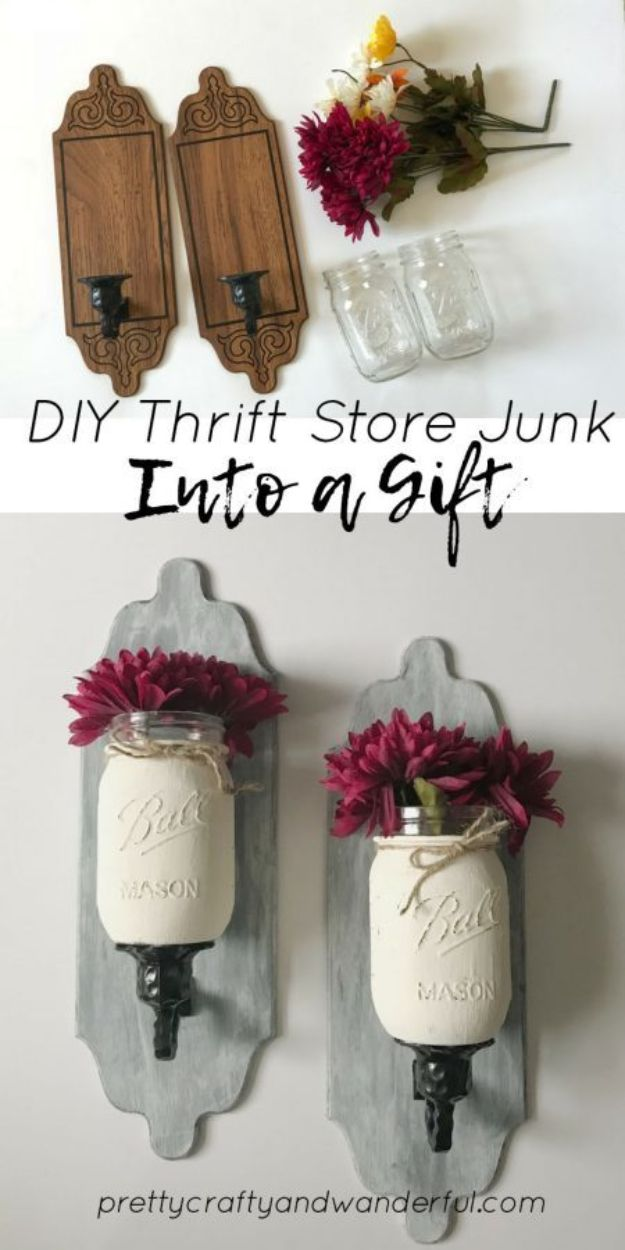 15 Stupidly Clever Thrift Store Hacks You Must Craft