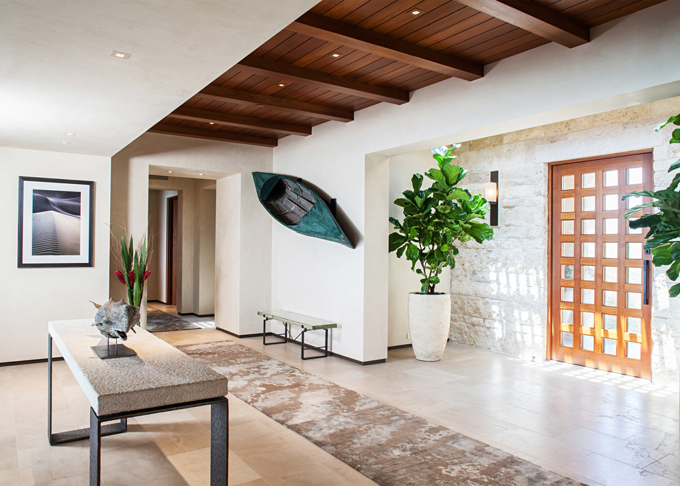 15 Superb Tropical Entry Hall Designs Youll Love