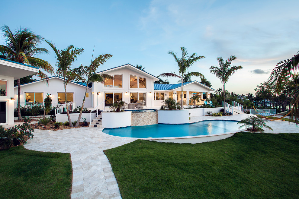17 Perfect Tropical Exterior Designs You Will Wish Your Home Had